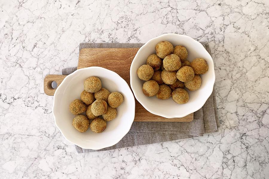 olive ascolana surgelate friggitrice ad aria